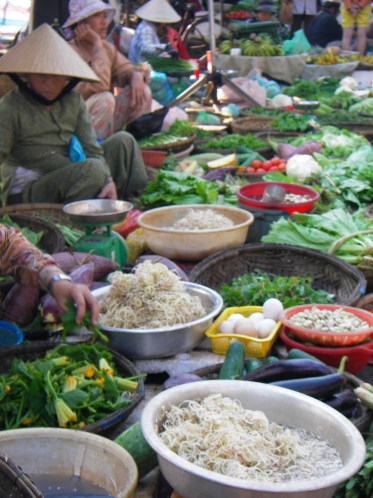Market in Hoi An, Vietnam