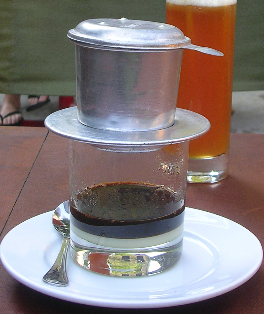 Vietnamese Coffee Drink