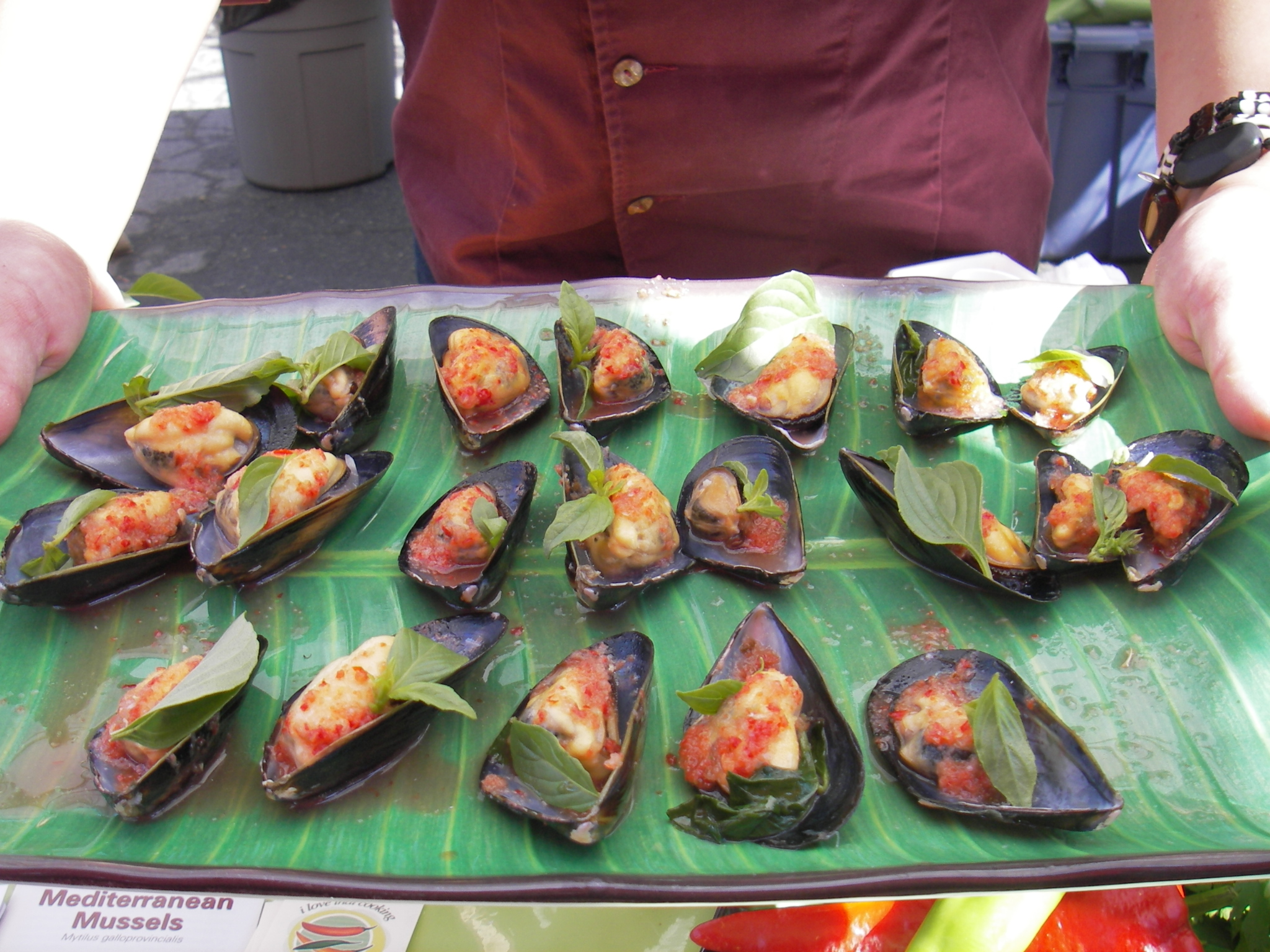 Thai Steamed Mussels Recipes — Dishmaps