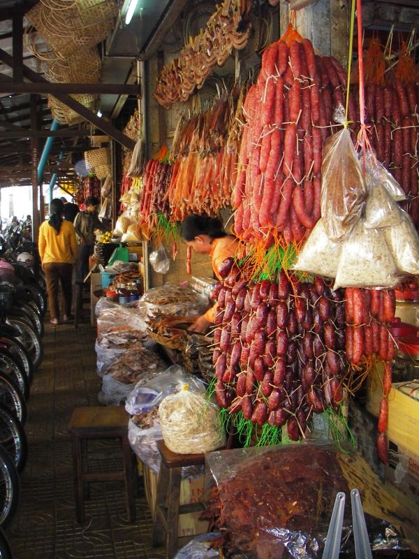 Chinese Sausage - กุนเชียง