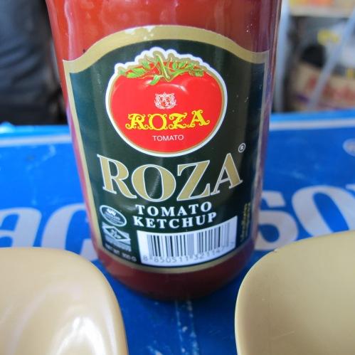 Roza Tomato Ketchup