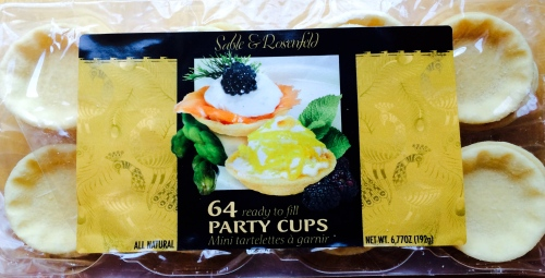 Pastry Cups
