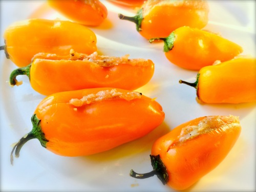 Stuffed Sweet Pepper