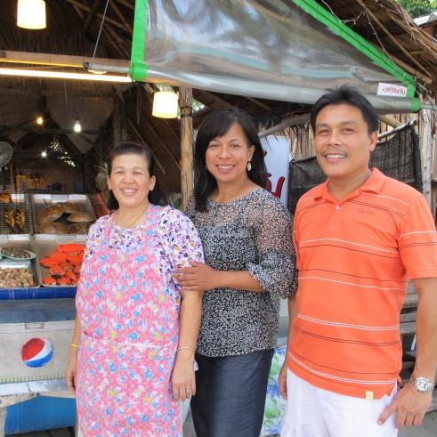 Talay-Zep Seafood and Wine on Rawai Beach