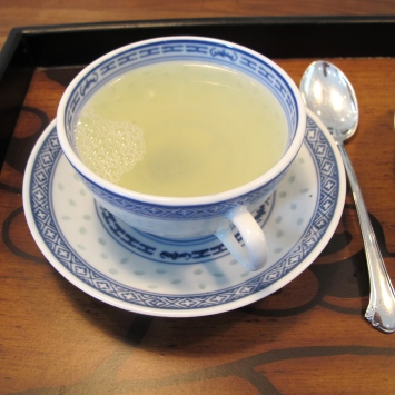Honey-lime Tea