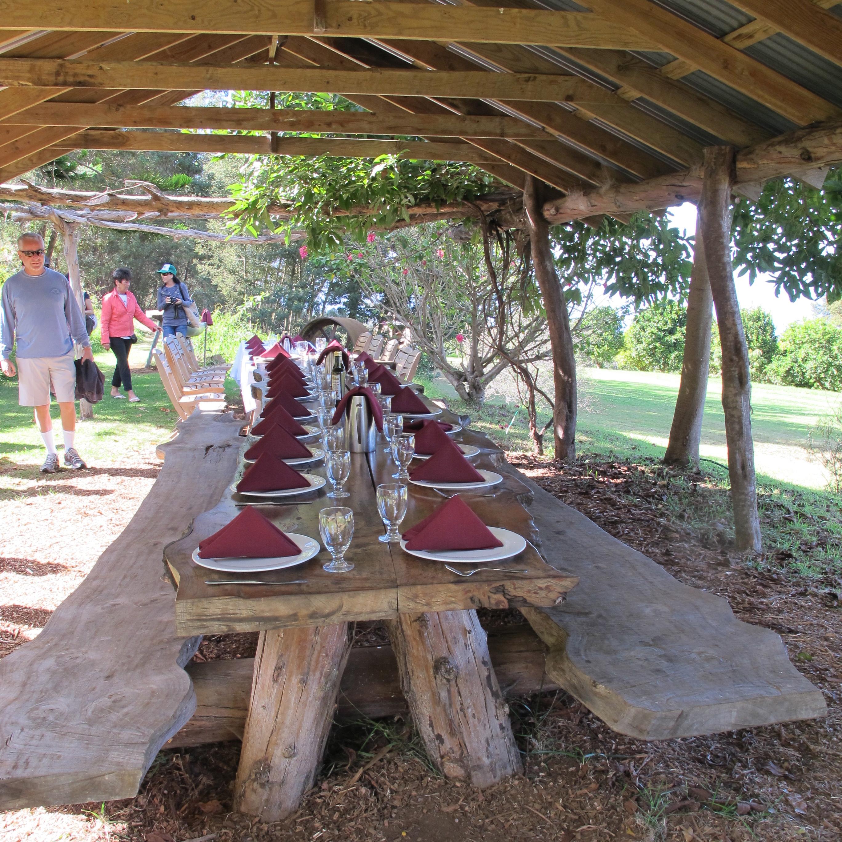 O O Farm Tour Pranee S Thai Kitchen