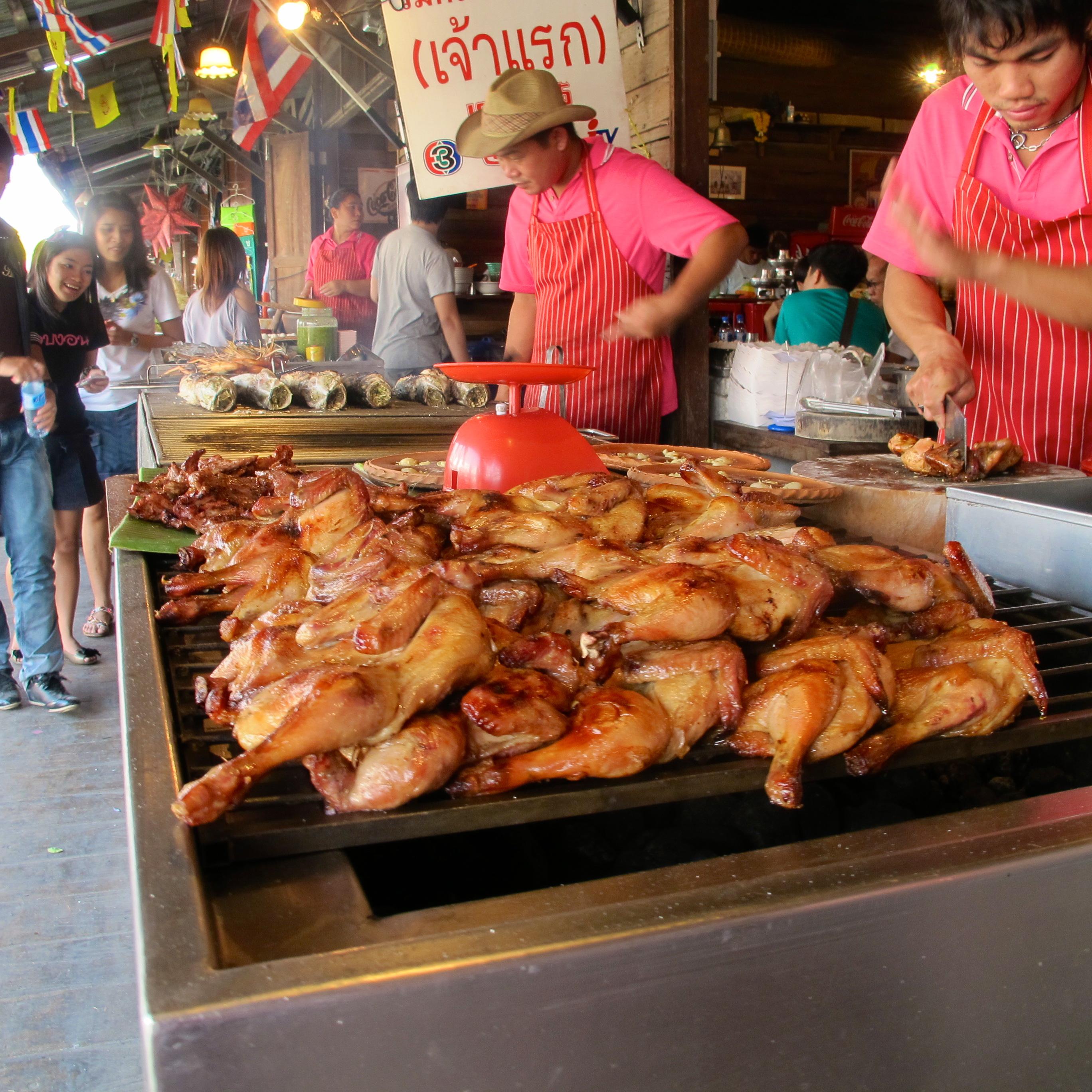 thai basic seasoning paste part 2 pranee s thai kitchen