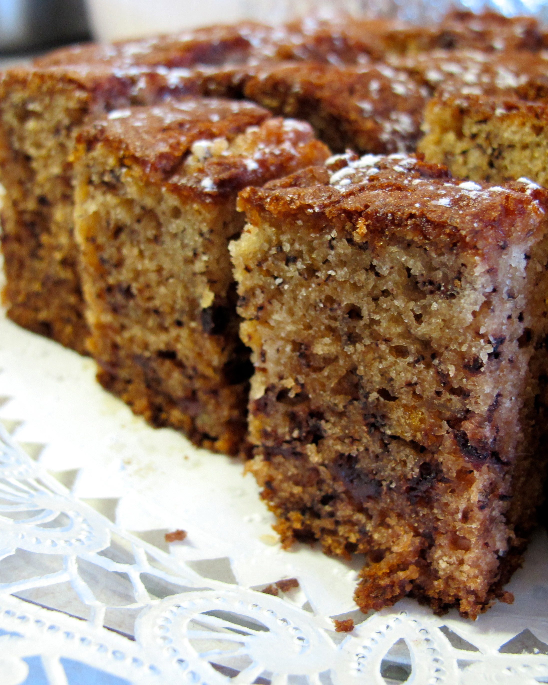 Bake Banana Cake Recipe