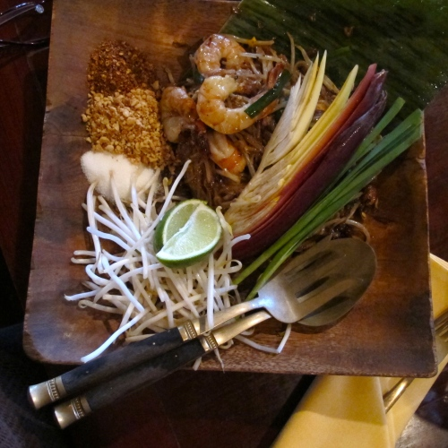 Phad Thai at May's Restaurant