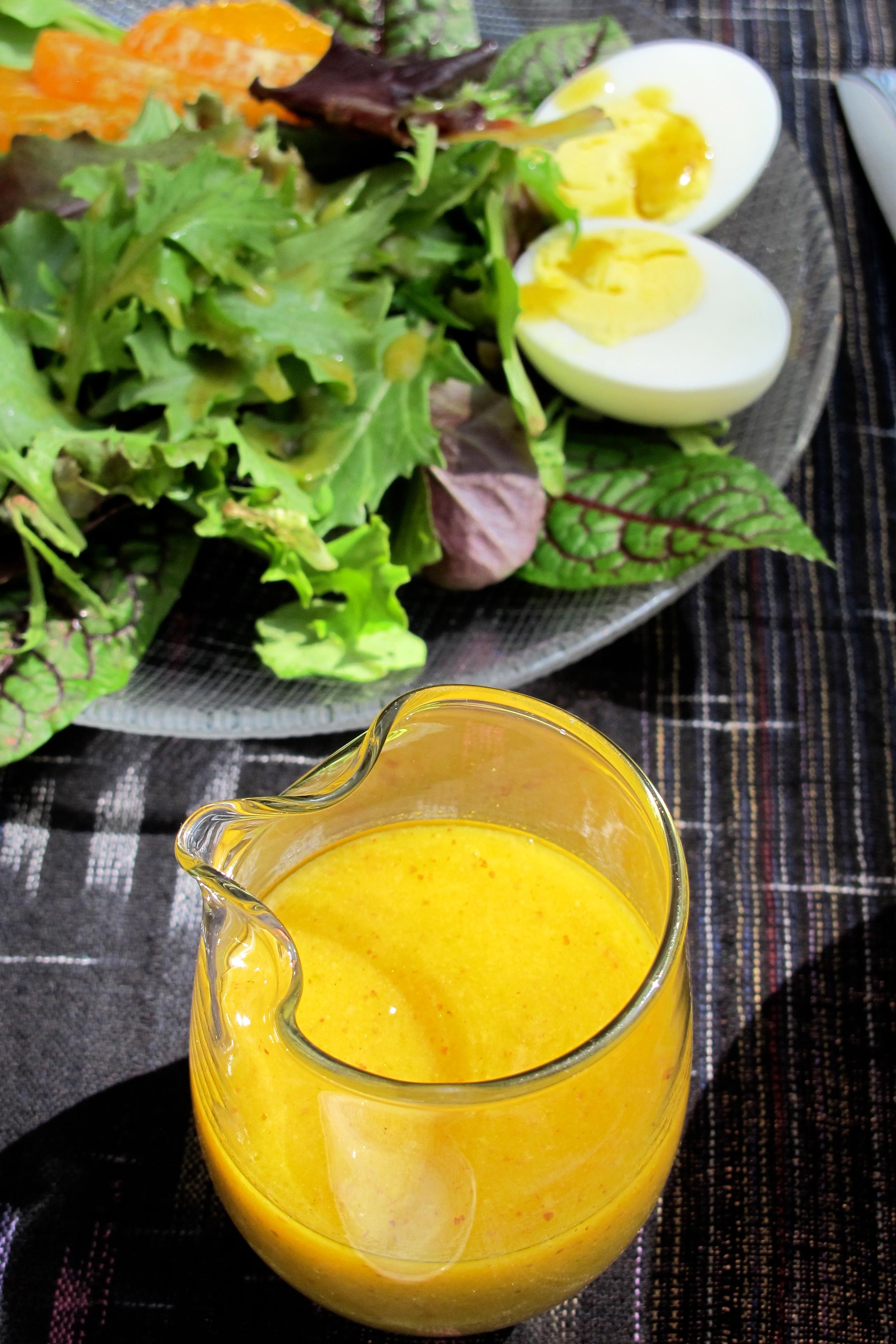 Sweet Chili Vinaigrette Recipe~ | Pranee's Thai Kitchen
