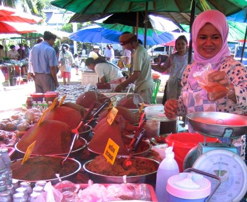 southern Thai curry merchant