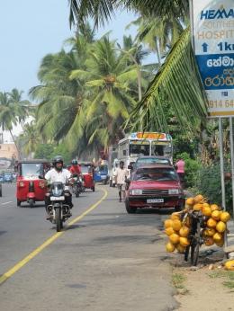 Gelle, Sri Lanka