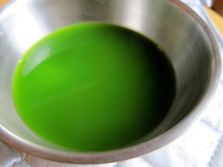 pandan water